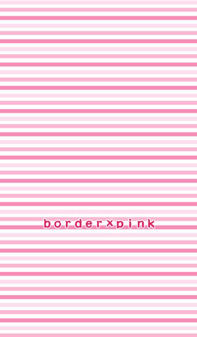 border*pink