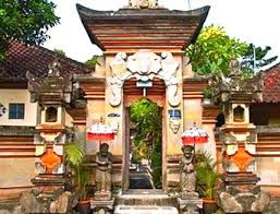 Ketut Liyer house in Ubud Bali