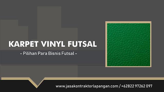 Karpet Futsal Vinyl