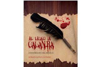 Reseña El legado de Calandra Adrián López Castaño