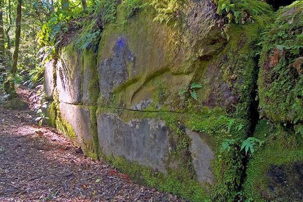 Kaimanawa Wall, New Zealand