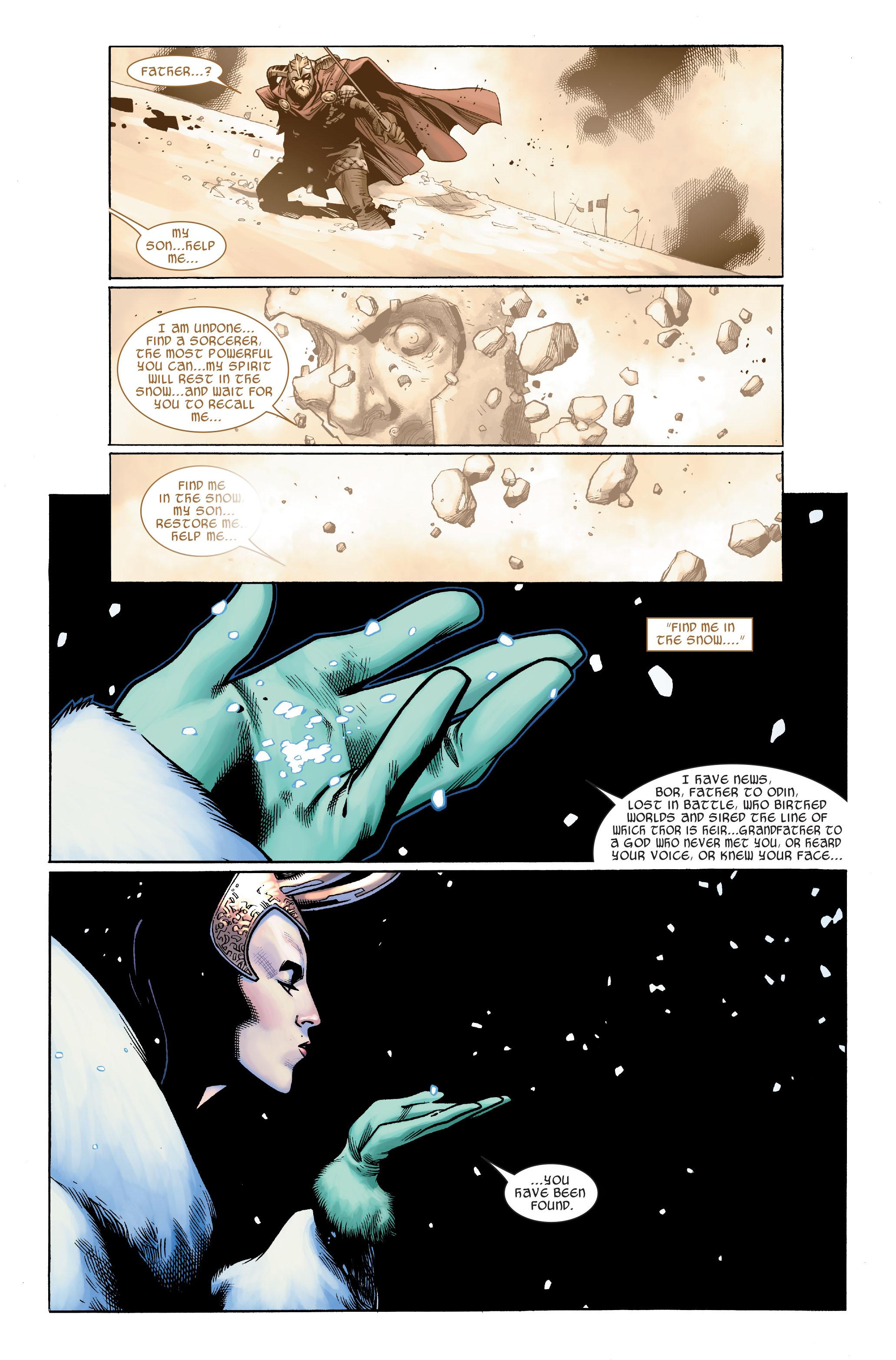 Thor (2007) Issue #600 #13 - English 6