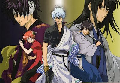 Download Gintama 2006 (S1) Subtitle Indonesia