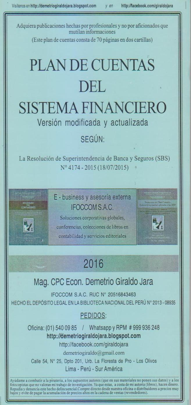 DEMETRIO GIRALDO JARA: LIBROS, CONFERENCIAS, SOLUCIONES CORPORATIVAS ...