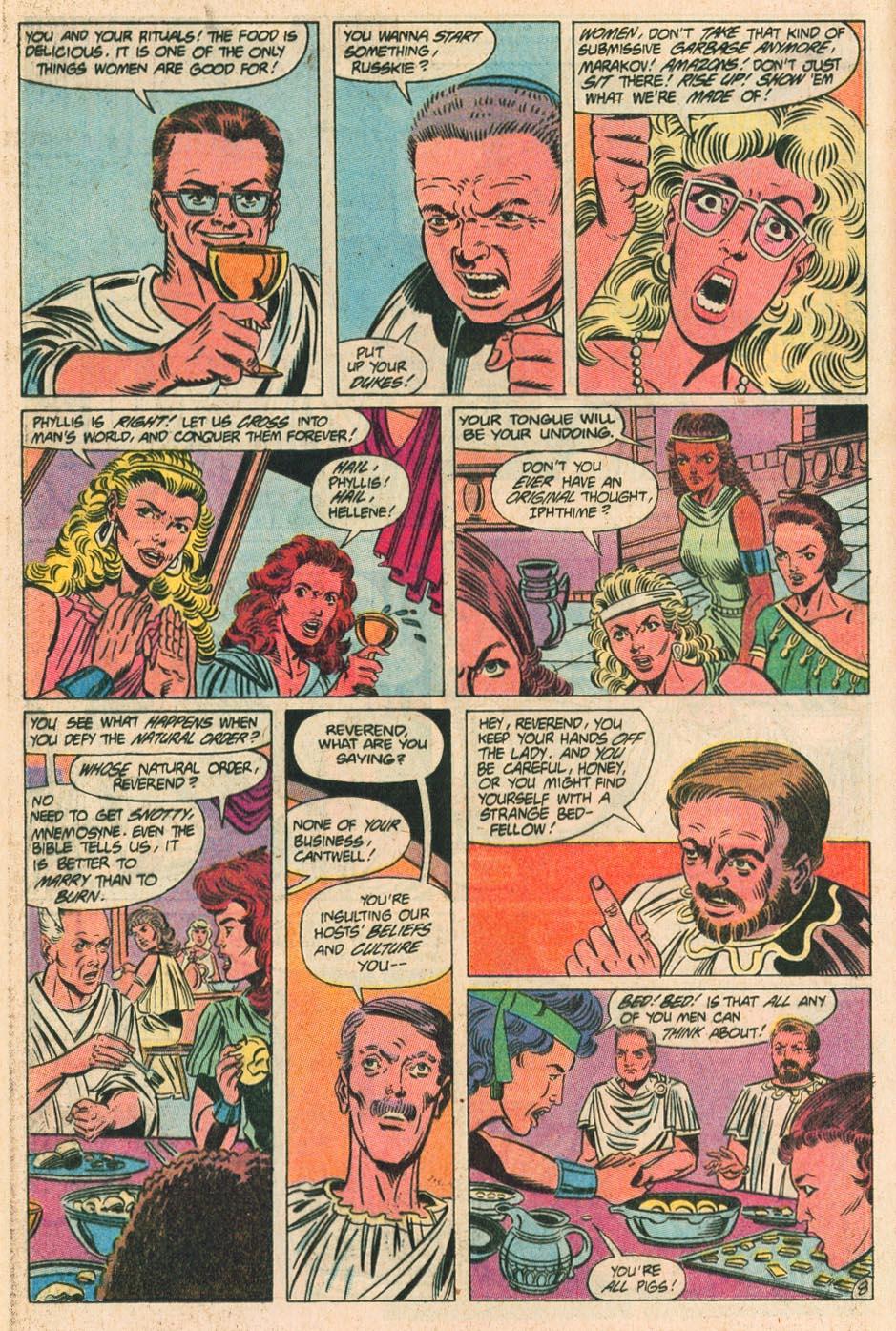 Read online Wonder Woman (1987) comic -  Issue #39 - 10