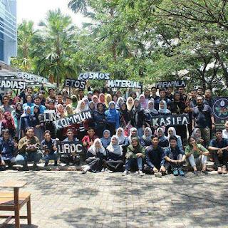 Press Release: Expo KOMMUN Semarang di HMF UNDIP