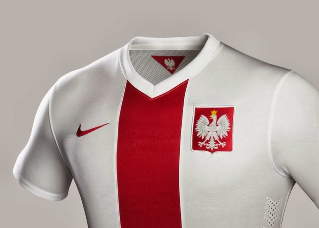 new product f0368 03257 Pro Soccer: Nike Unveils Poland national Team Kits