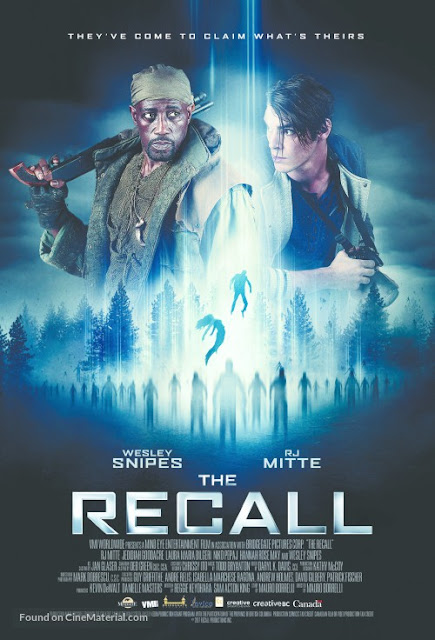 The Recall (2017) ταινιες online seires oipeirates greek subs