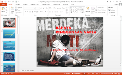 Media BK Kumpulan file PPT (Power Point Presentation)