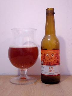 Mad Owls Mad Brewing La Quince UiltjeLa tienda de la cerveza dorado y en botella