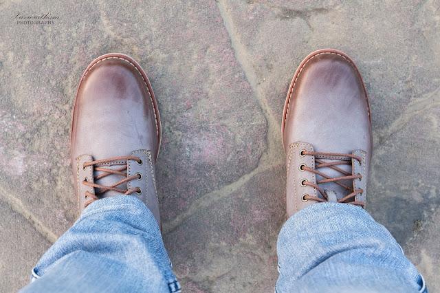 「敗家之路」Timberland 深褐色復古摔紋高筒靴 - 11