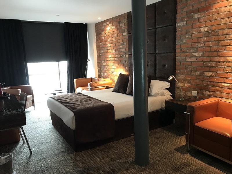 Bauhaus Hotel Aberdeen