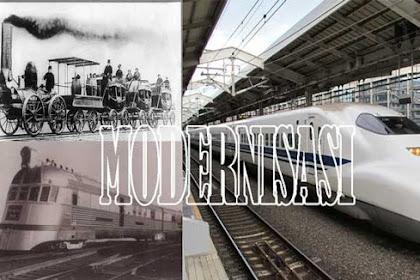 Pengertian Globalisasi dan Modernisasi
