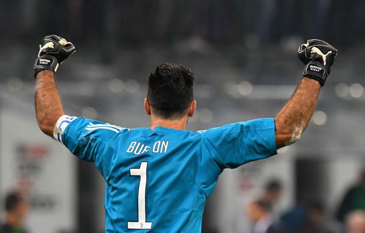 """Buffon: """"Juve ne želi igrati poput Napolija"""""""