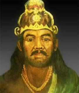 Lukisan Raja Jayabaya Kediri