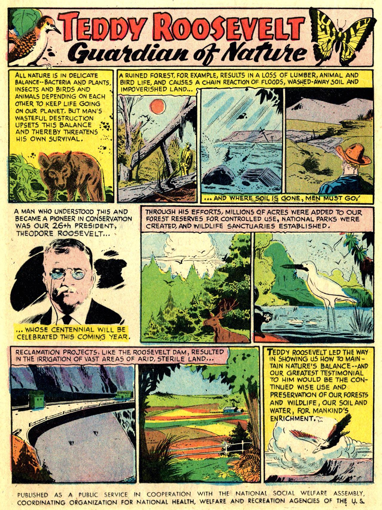 Read online Detective Comics (1937) comic -  Issue #249 - 16