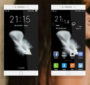Theme MIUI 2 For Lenovo A7000