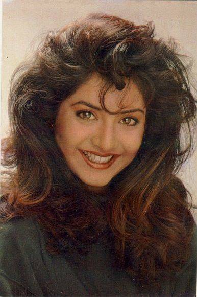 Bollywood beauties who died at a very young age; Divya Bharti