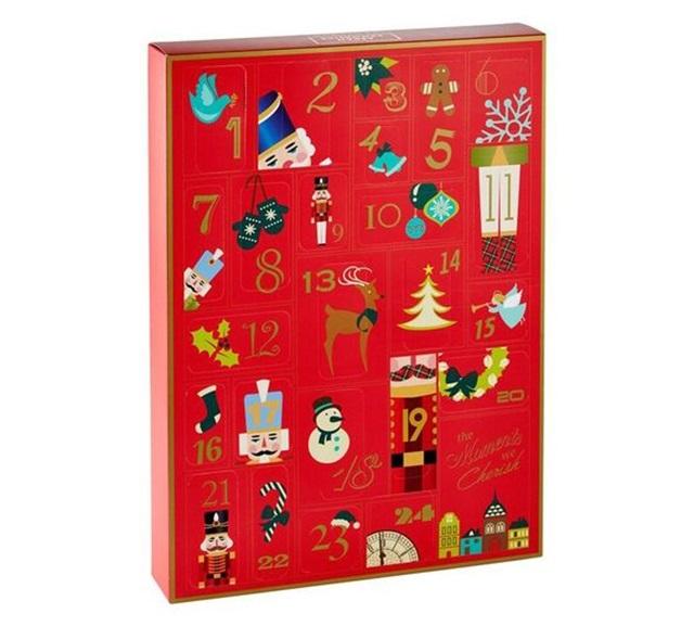 beauty advent calendar round up christmas 2015 polka. Black Bedroom Furniture Sets. Home Design Ideas