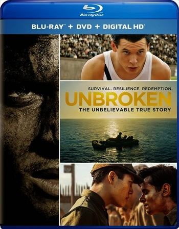 Unbroken 2014 Dual Audio Hindi Bluray Download