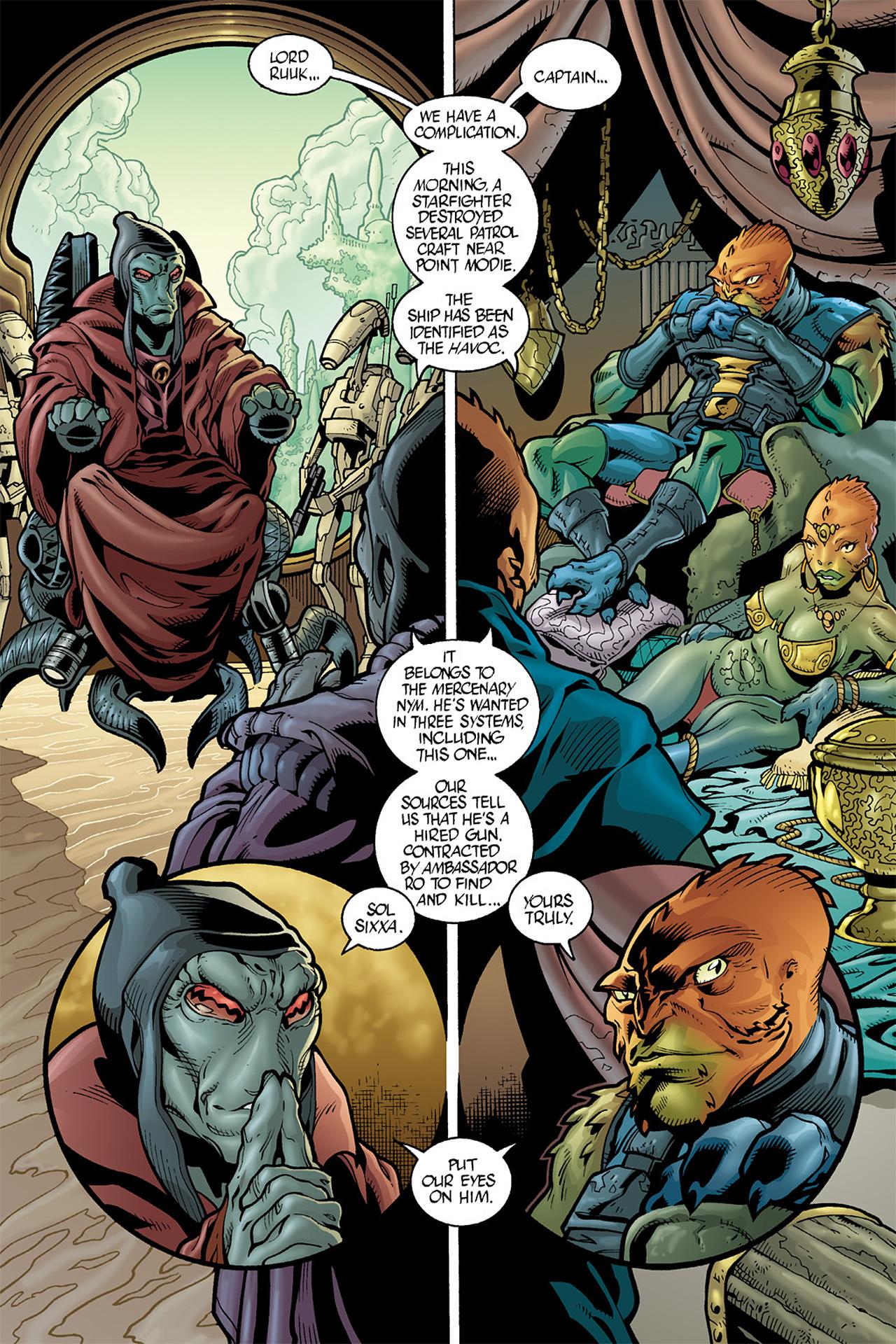 Read online Star Wars Omnibus comic -  Issue # Vol. 10 - 388