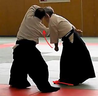 Udekimenage basico Ushiroryokatadori Yasunari Kitaura