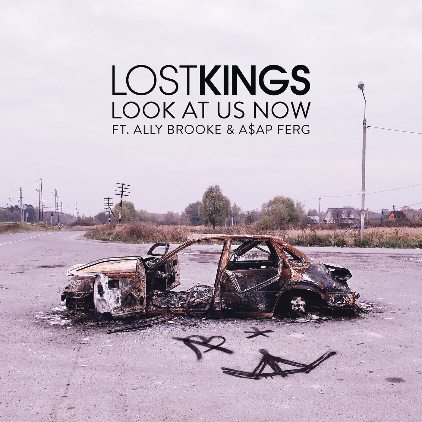 Lost Kings - Look At Us Now (feat. Ally Brooke & A$AP Ferg) - Single