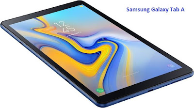 Samsung Galaxy Tab A 10.5 inches with 7300 mAh Battery, Kids Mode, 4G LTE & Voice Calling
