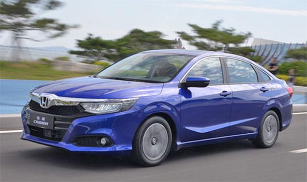 Burlappcar: All new Honda Crider