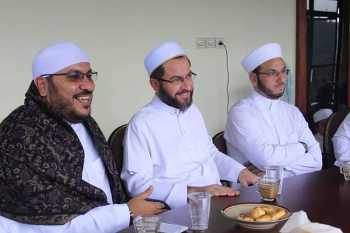 Syekh Muhammad al-Muthroji - Pengalaman Bertemu Nabi Pertama Kali