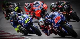 Hasil Tes MotoGP 2018 Qatar: Vinales Tercepat, Rossi Ketujuh