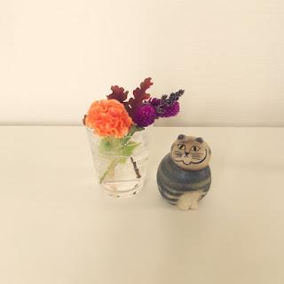 ハロウィン 花