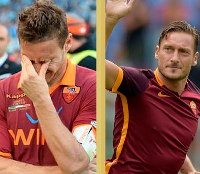 Totti renueva contrato