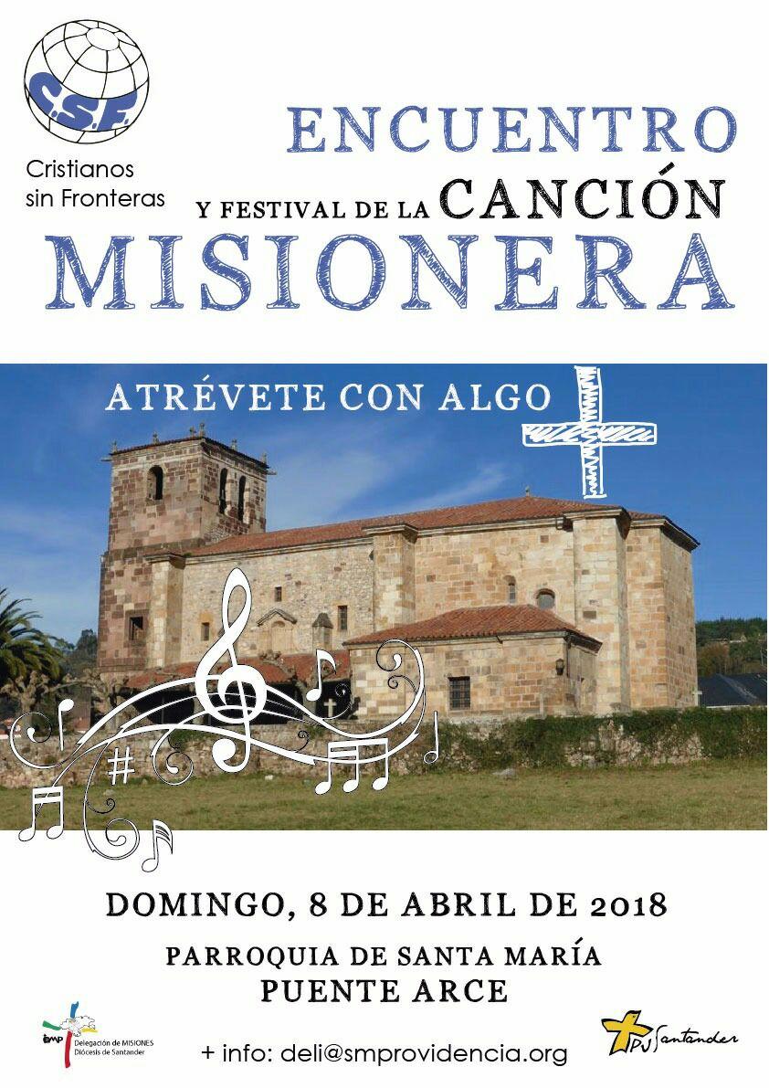 Canción Misionera 2018 Santander