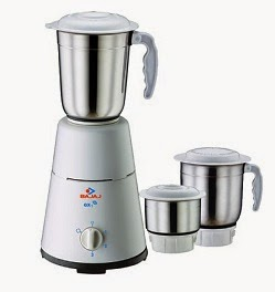 Bajaj GX-1 500-Watt Mixer Grinder worth Rs.3595 for Rs.1599 @ Amzon