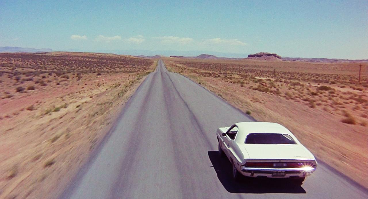 VANISHING POINT (1971): MOVIE REVIEW