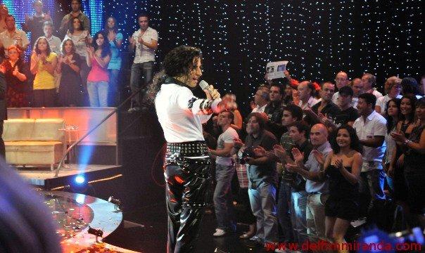 Delfim Miranda - Michael Jackson Tribute - After winning the prize of best tribute nationwide - TVI / Endemol