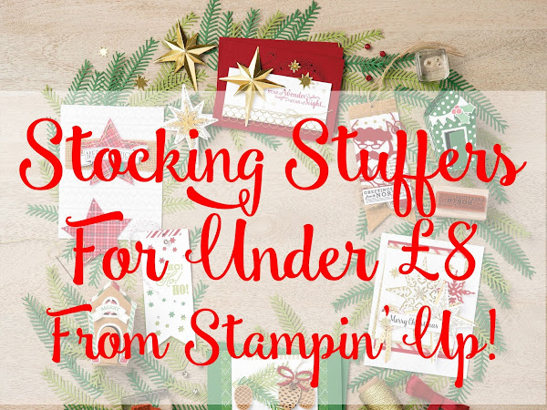 More Stocking Stuffers Under £8 Today
