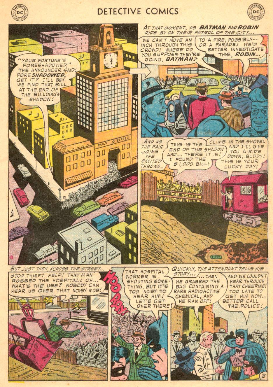 Read online Detective Comics (1937) comic -  Issue #242 - 5