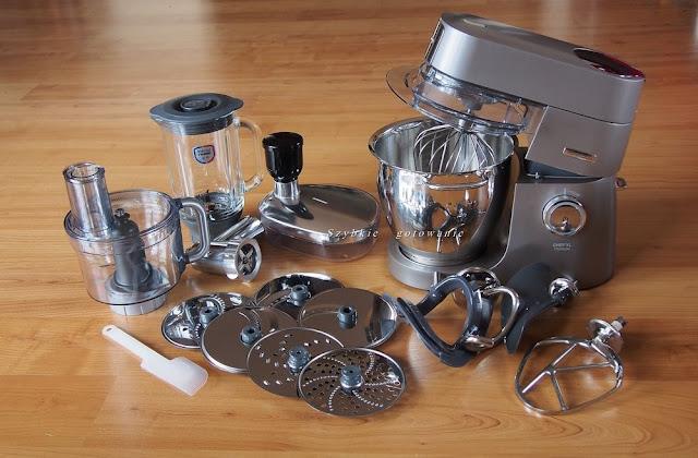 Robot KENWOOD Chef XL Titanium KVL8470S - recenzja produktu