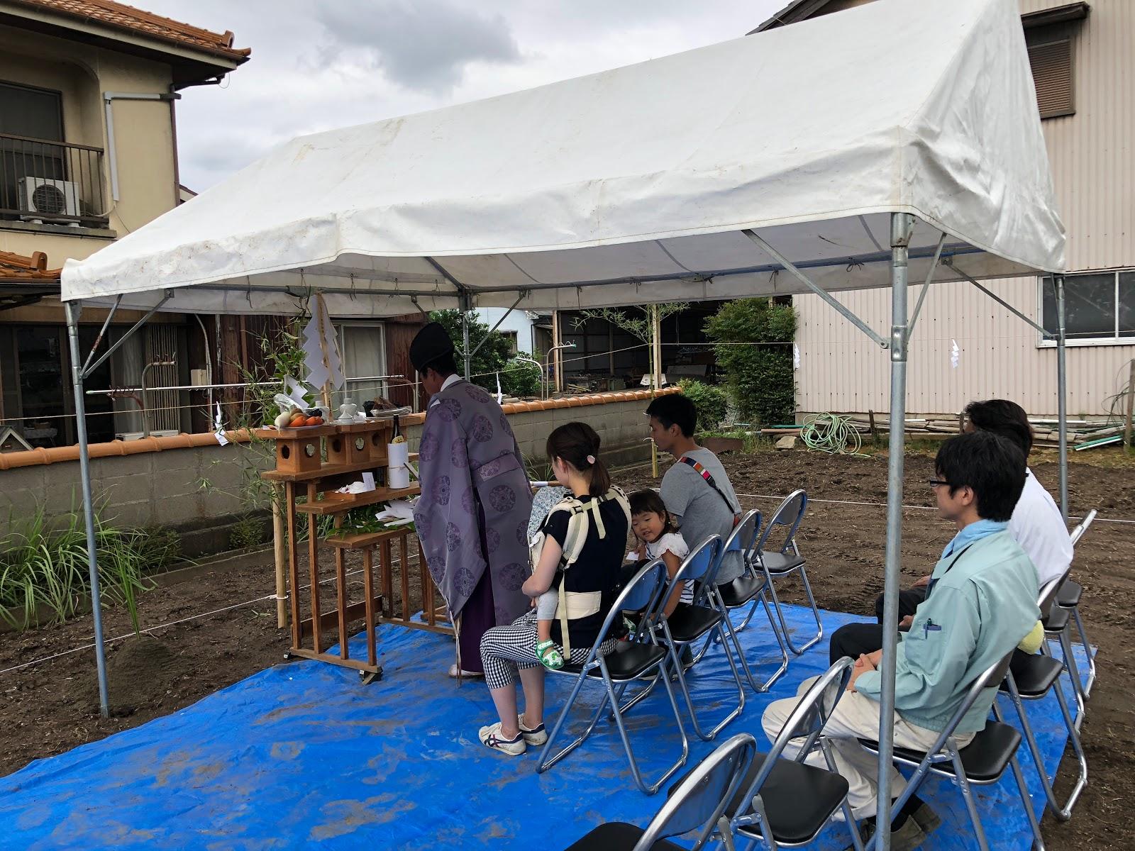三重県鈴鹿市の家 家庭用エアコン1台の全館空調の家