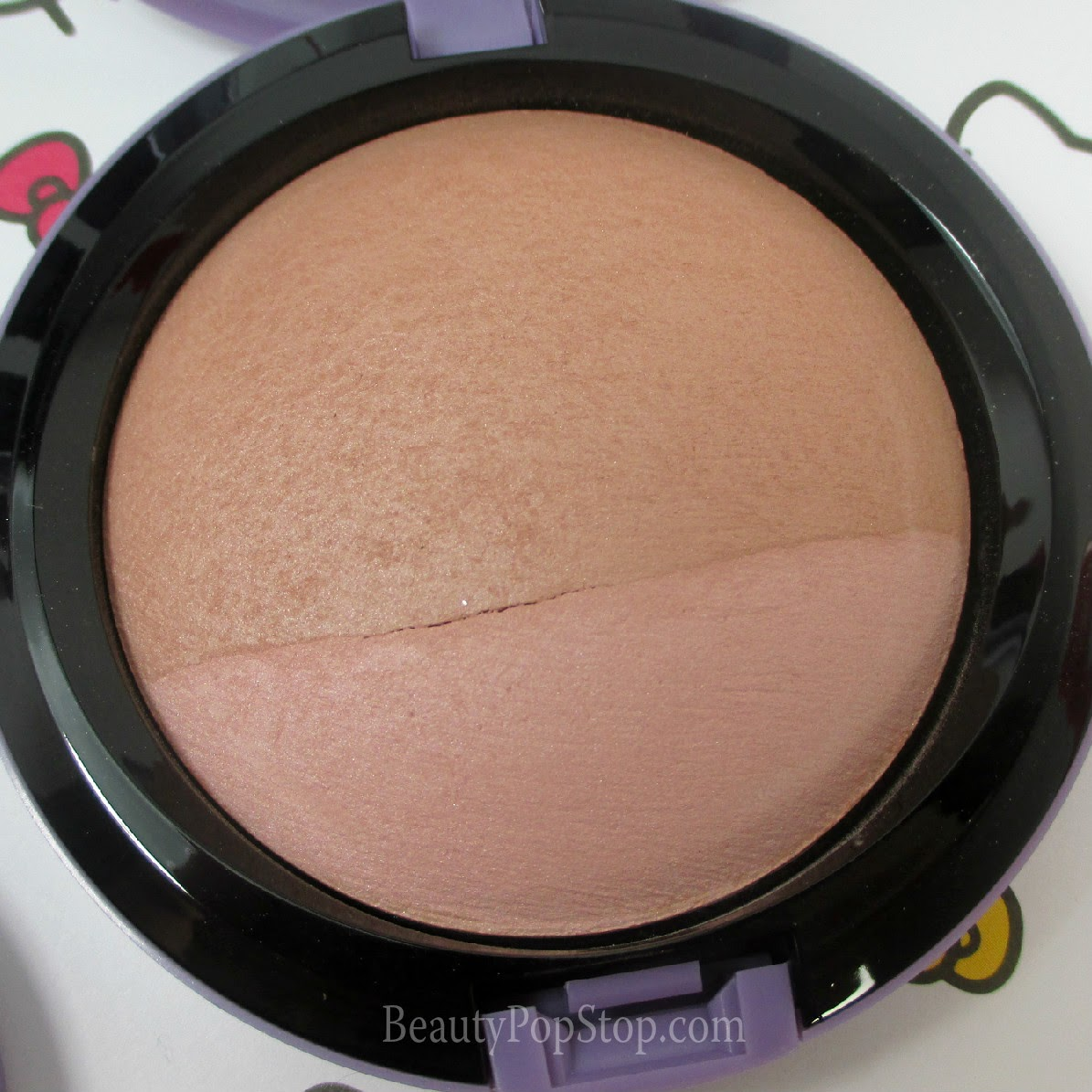 mac kelly osbourne jolly good mineral skinfinish duo review