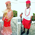 Photos: Basketmouth's Kids traditional look for their school's Independence day celebration