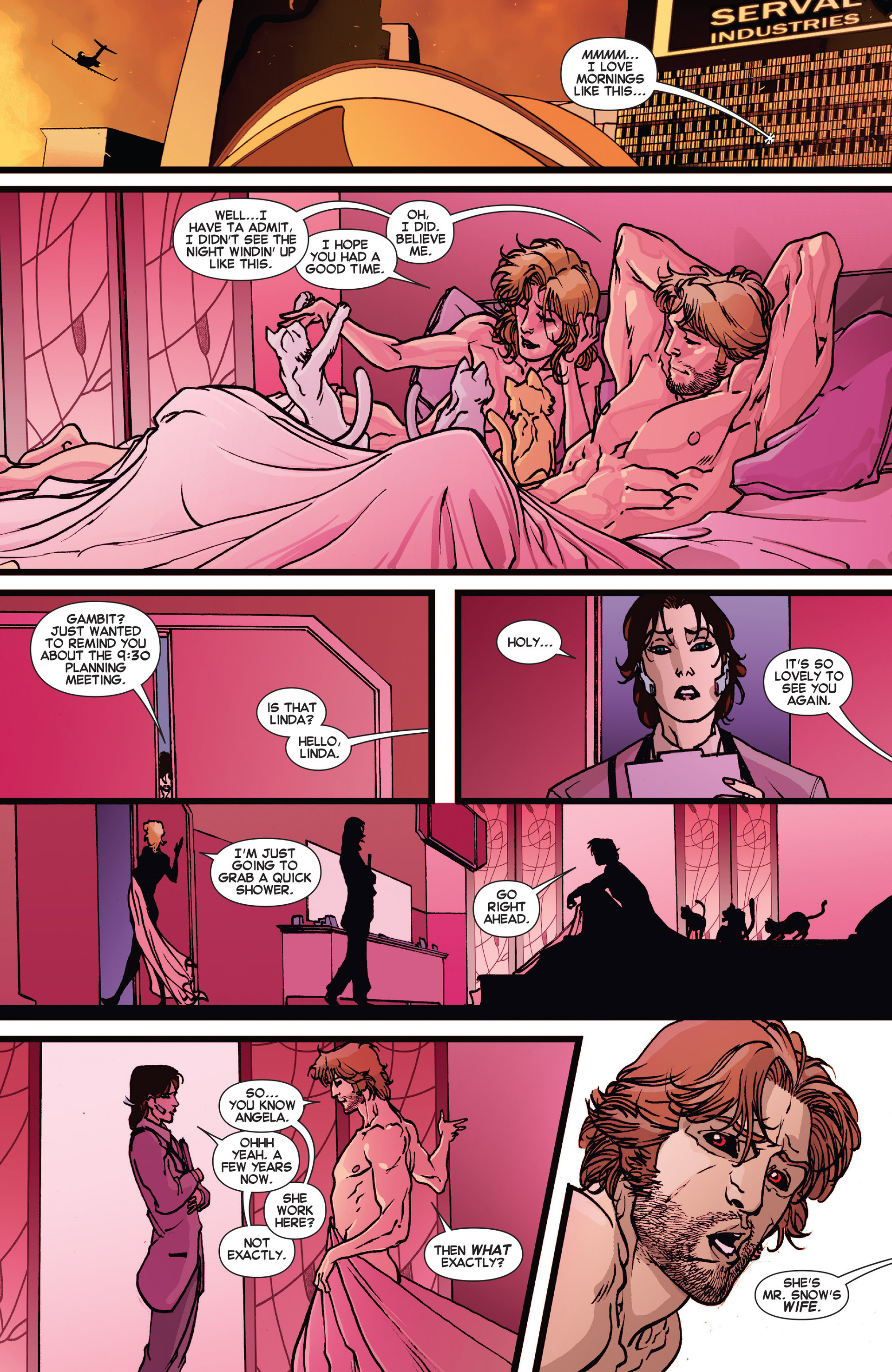 Read online All-New X-Factor comic -  Issue #9 - 17