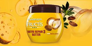Prueba Fructis Nutri Repair 3 Butter