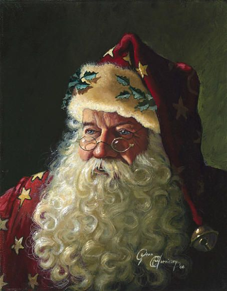 Agios Vassilis  Greek Santa Claus
