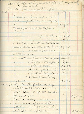 Find Virginia Ancestors in Store Ledger Books