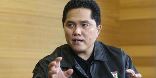 Erick Thohir Sayangkan Pernyataan Prabowo Soal Kesalahan Presiden Terdahulu