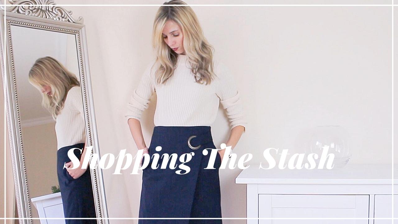 Shopping The Stash - Building This Season's Wardrobe From Last Season's Pieces