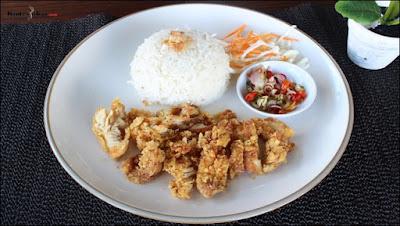 Ayam geprek Dago Bakery Punclut